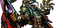 Montu, the Weapon Master II