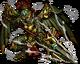 Minerva, Goddess of War Boss Figure