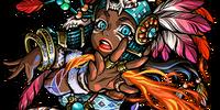 Hina, Flame Serpent II