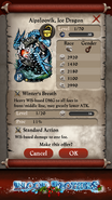 Aipaloovik, Ice Dragon Base Stats