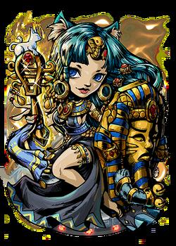 Bastet, Cat Goddess Figure