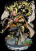 Paladin of Capricorn II Figure