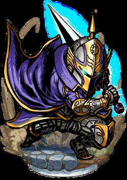 Hector, Ghostslayer II Figure