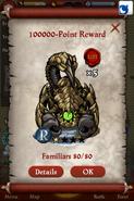 Sandwalker Point Reward 2