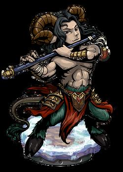 Marsyas, Satyr II Figure