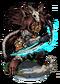 Asena, Wolfwoman II Figure