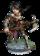 Latona, Axewoman Figure