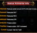 Status Ailments