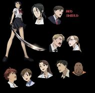 Red Shield Team