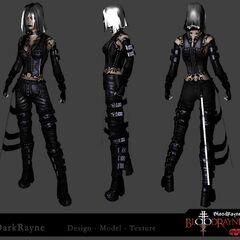 Dark Rayne in <i>BloodRayne 2</i>