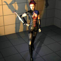 The first in-game model