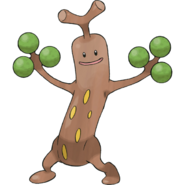 Barry's Sudowoodo