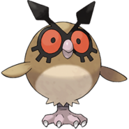 Ethan's Hoothoot