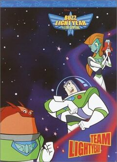 Team Lightyear Cover