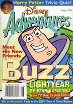Adventures aug2000