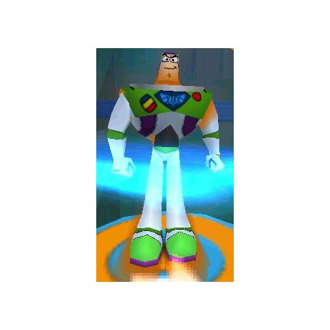 Buzz Lightyear as seen in the game