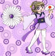 Bunny Miko in Edo Period by Kuzlalala