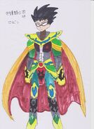 Toon fantasy robin by turtlehill-d5861ln