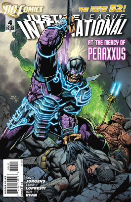 Justice League International Vol 3-4 Cover-1