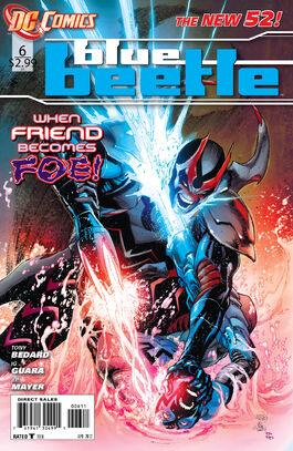 Blue Beetle Vol 8-6 Cover-1