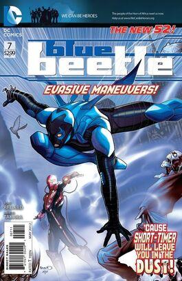 Blue Beetle Vol 8-7 Cover-1