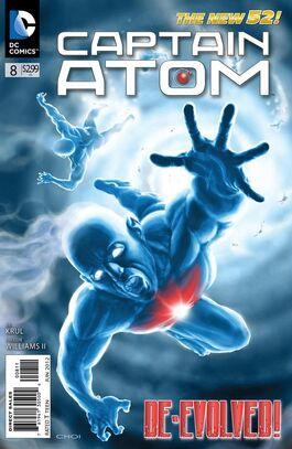 Captain Atom Vol 2-8 Cover-1