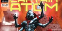 Captain Atom (Vol 2) 9