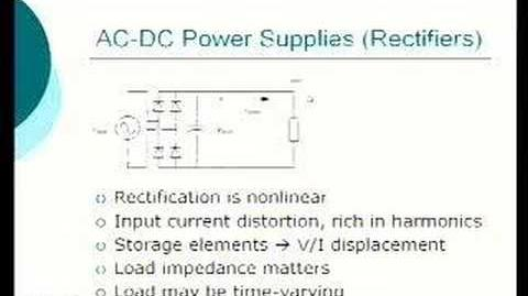 Active Power Factor Correction Lecture (Part 1)