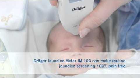 Dräger Jaundice Meter JM-103