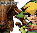 (16)Starcraft vs (5)The Legend of Zelda: The Wind Waker 2004