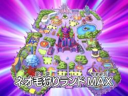 Neo Hair-Hunt Land MAX