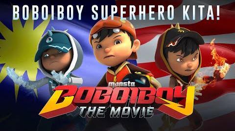 BoBoiBoy The Movie Superhero Kita!