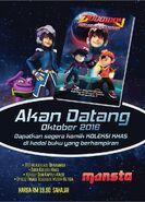 BoBoiBoy Season 3 Finale Book