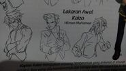Kaizo Concept Arts