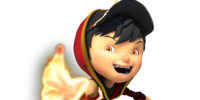 BoBoiBoy Blaze/Galeri