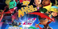 BoBoiBoy: Ejo Jo Attacks