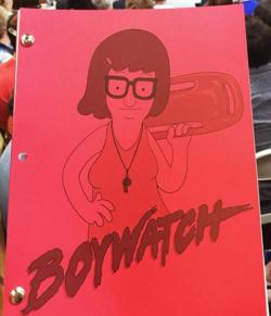 Boywatch Script