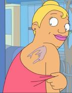 Gretchen Tattoo
