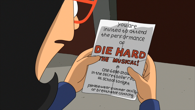 File:S5E01.128 Die Hard the Muscial Flyer.png