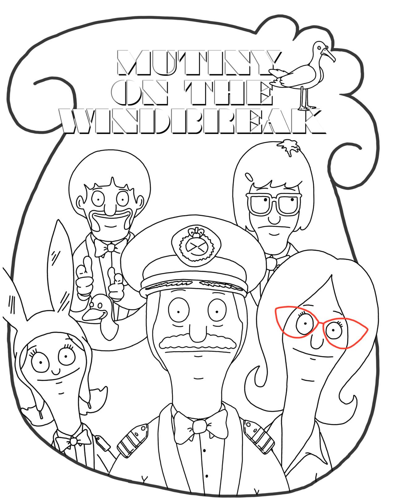 Image - Mutiny on the Windbreaker.jpg   Bob's Burgers Wiki ...