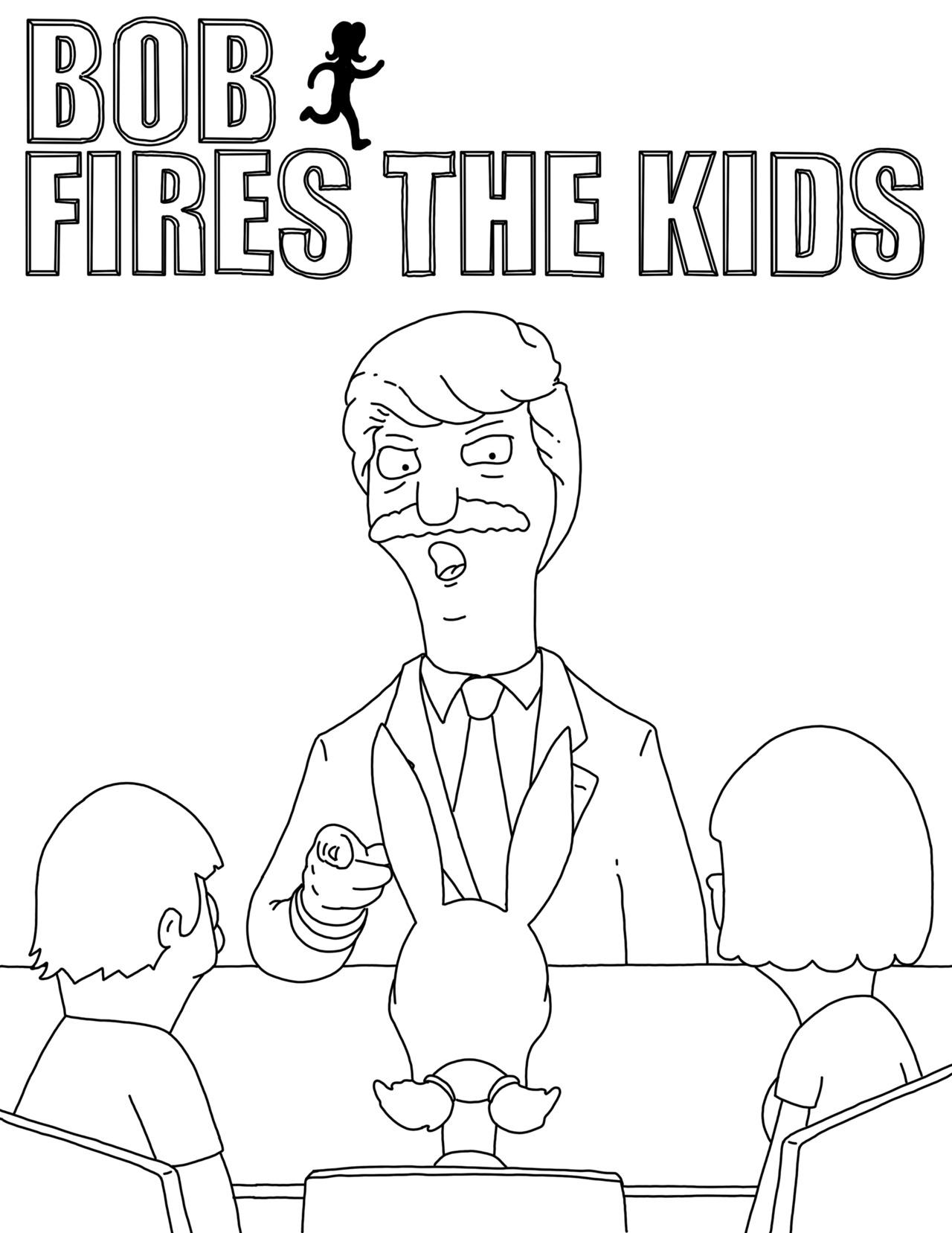 Image - Bob Fires the Kids.jpg   Bob's Burgers Wiki ...