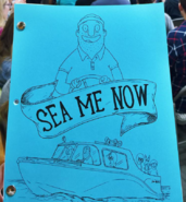 Sea me cover