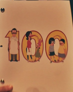 100th Episode Script Cover