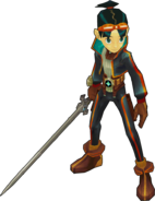 BoFV Ryu Model