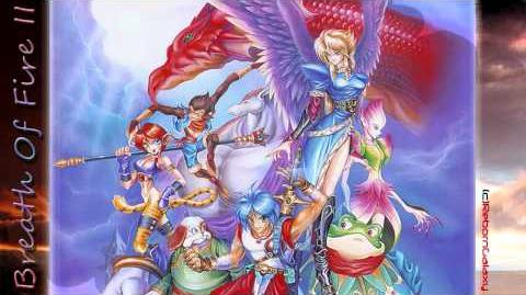 Breath of Fire II - Orginal Soundtrack - Pincer Attack