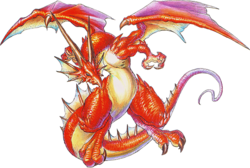 BoFII DragonArtwork
