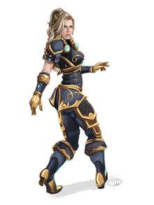 Idrya-Rogue