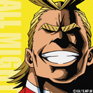 All Might Portrait