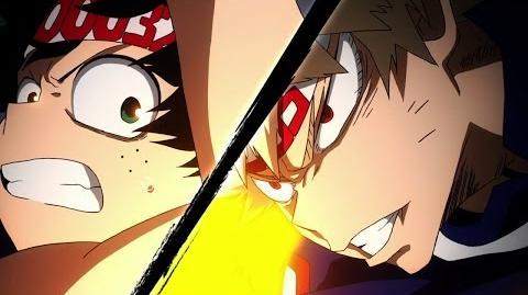 『僕のヒーローアカデミア』TVアニメ第2期PV第2弾
