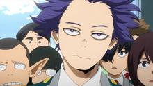 Hitoshi Shinso anime debut
